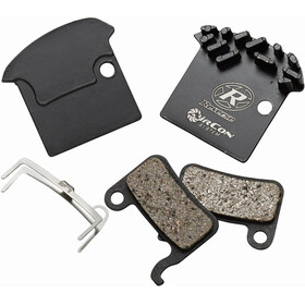 Reverse AirCon Brakepad System for XTR 2000-11 4pc schwarz